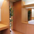 健診センター洗面所