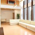 健診センター待合室2